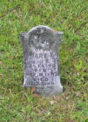 KING, MARY JANE - Lawrence County, Arkansas | MARY JANE KING - Arkansas Gravestone Photos