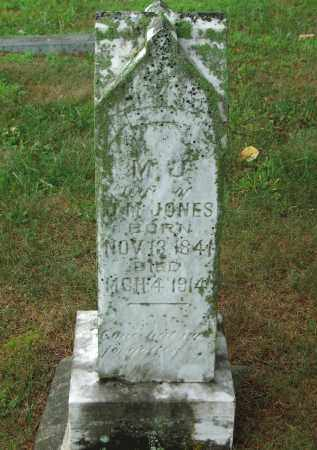 WILLIS JONES, MARY JANE - Lawrence County, Arkansas | MARY JANE WILLIS JONES - Arkansas Gravestone Photos