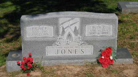 JONES, RALPH R. - Lawrence County, Arkansas | RALPH R. JONES - Arkansas Gravestone Photos