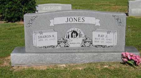 JONES, RAY J. - Lawrence County, Arkansas | RAY J. JONES - Arkansas Gravestone Photos