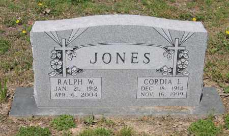 JONES, CORDIA LEE - Lawrence County, Arkansas | CORDIA LEE JONES - Arkansas Gravestone Photos