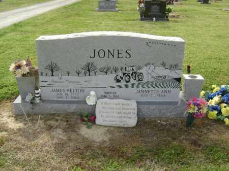 JONES, JAMES RELTON - Lawrence County, Arkansas | JAMES RELTON JONES - Arkansas Gravestone Photos
