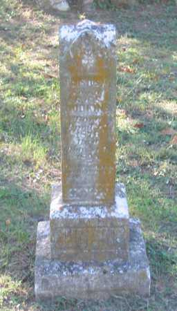 JUDKINS, AUGUSTUS HILL GARLAND - Lawrence County, Arkansas | AUGUSTUS HILL GARLAND JUDKINS - Arkansas Gravestone Photos
