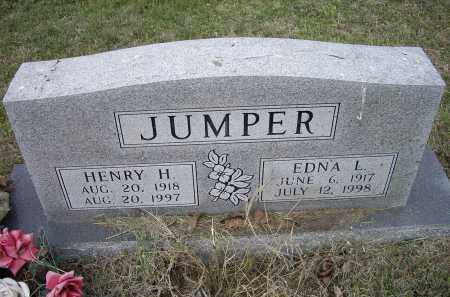 JUMPER, EDNA LEE - Lawrence County, Arkansas | EDNA LEE JUMPER - Arkansas Gravestone Photos