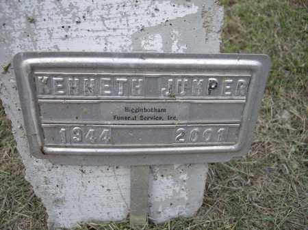 JUMPER, KENNETH RAY - Lawrence County, Arkansas   KENNETH RAY JUMPER - Arkansas Gravestone Photos