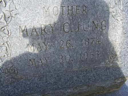 JUNG, MARY C. - Lawrence County, Arkansas | MARY C. JUNG - Arkansas Gravestone Photos