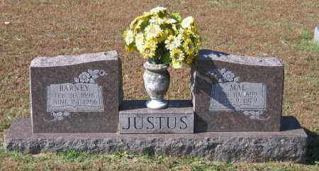 JUSTUS, MAE J. - Lawrence County, Arkansas | MAE J. JUSTUS - Arkansas Gravestone Photos
