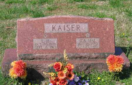 KAISER, IDA MAE - Lawrence County, Arkansas | IDA MAE KAISER - Arkansas Gravestone Photos
