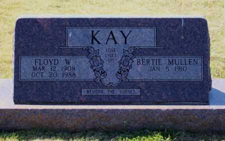 KAY, FLOYD WILLIAM - Lawrence County, Arkansas | FLOYD WILLIAM KAY - Arkansas Gravestone Photos