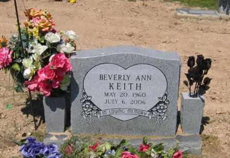 KEITH, BEVERLY ANN - Lawrence County, Arkansas | BEVERLY ANN KEITH - Arkansas Gravestone Photos