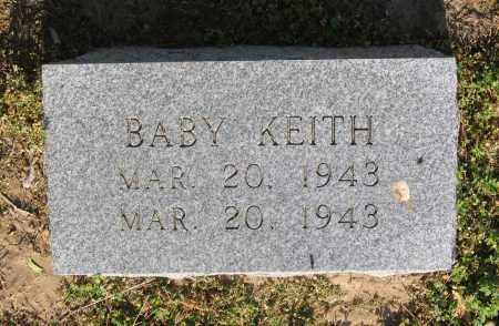 KEITH, INFANT - Lawrence County, Arkansas | INFANT KEITH - Arkansas Gravestone Photos