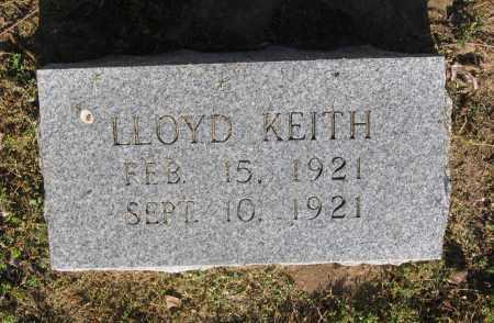 KEITH, LLOYD - Lawrence County, Arkansas | LLOYD KEITH - Arkansas Gravestone Photos