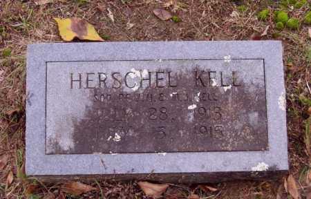 KELL, HERSCHEL - Lawrence County, Arkansas | HERSCHEL KELL - Arkansas Gravestone Photos