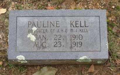 KELL, LAURA PAULINE - Lawrence County, Arkansas   LAURA PAULINE KELL - Arkansas Gravestone Photos