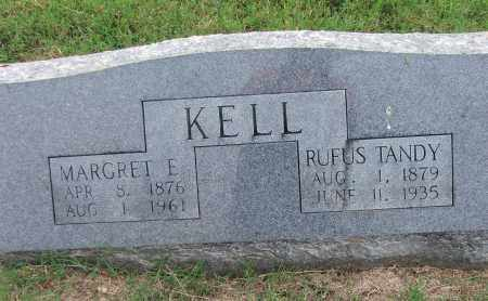 KELL, MARGARET ELIZABETH - Lawrence County, Arkansas | MARGARET ELIZABETH KELL - Arkansas Gravestone Photos