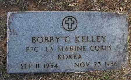 KELLEY (VETERAN KOR), BOBBY GENE - Lawrence County, Arkansas | BOBBY GENE KELLEY (VETERAN KOR) - Arkansas Gravestone Photos