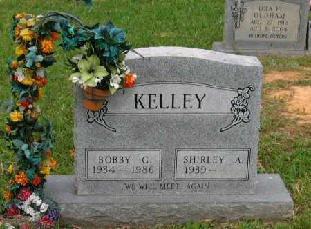 KELLEY, BOBBY GENE - Lawrence County, Arkansas | BOBBY GENE KELLEY - Arkansas Gravestone Photos
