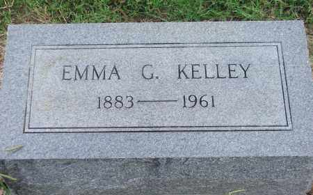 KELLEY, EMMA GERTRUDE - Lawrence County, Arkansas | EMMA GERTRUDE KELLEY - Arkansas Gravestone Photos