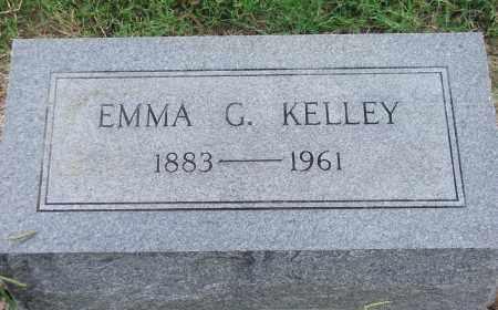 KELLEY, EMMA GERTRUDE - Lawrence County, Arkansas | EMMA GERTRUDE KELLEY - Arkansas Gravestone Photos