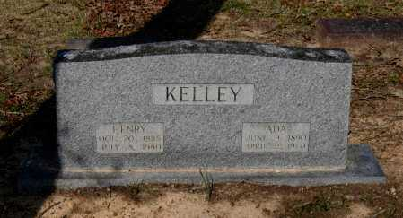 DAVIS KELLEY, ADA - Lawrence County, Arkansas | ADA DAVIS KELLEY - Arkansas Gravestone Photos