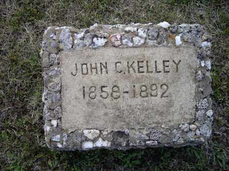 KELLEY, JOHN C. - Lawrence County, Arkansas | JOHN C. KELLEY - Arkansas Gravestone Photos