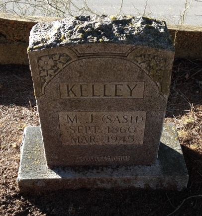"KELLEY, MARVEL JACKSON ""SASH"" - Lawrence County, Arkansas 
