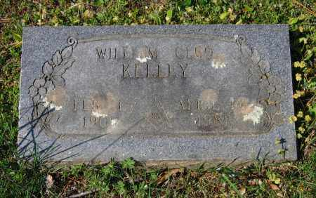 KELLEY, WILLIAM CLEO - Lawrence County, Arkansas | WILLIAM CLEO KELLEY - Arkansas Gravestone Photos