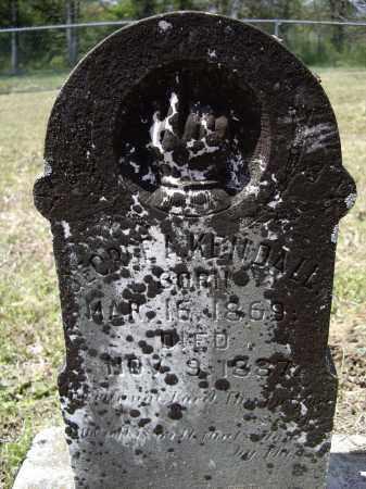 KENDALL, GEORGE A. - Lawrence County, Arkansas | GEORGE A. KENDALL - Arkansas Gravestone Photos