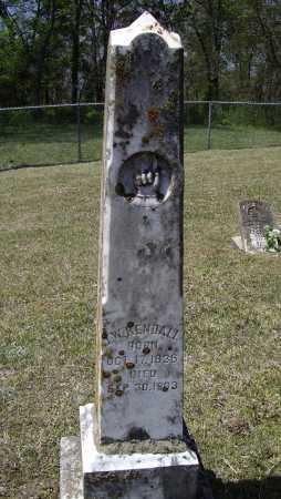 "KENDALL, JARRETT W. ""J. W."" - Lawrence County, Arkansas | JARRETT W. ""J. W."" KENDALL - Arkansas Gravestone Photos"