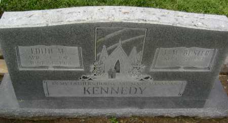 "KENNEDY, JAMES MARVIN ""BUSTER"" - Lawrence County, Arkansas 