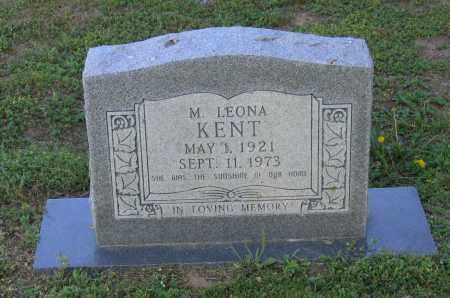 KENT, M. LEONA - Lawrence County, Arkansas | M. LEONA KENT - Arkansas Gravestone Photos