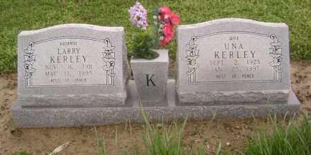 KERLEY, UNA - Lawrence County, Arkansas | UNA KERLEY - Arkansas Gravestone Photos