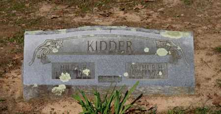 LAKE KIDDER, HILDA BLANCHE - Lawrence County, Arkansas | HILDA BLANCHE LAKE KIDDER - Arkansas Gravestone Photos