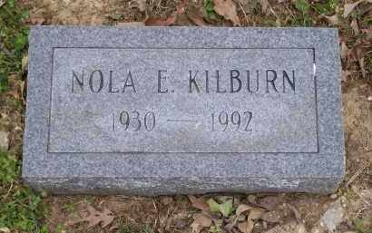 KILBURN, NOLA E. - Lawrence County, Arkansas | NOLA E. KILBURN - Arkansas Gravestone Photos