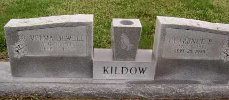 KILDOW, VELMA JEWELL - Lawrence County, Arkansas | VELMA JEWELL KILDOW - Arkansas Gravestone Photos
