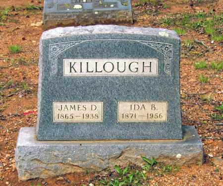 LAWSON KILLOUGH, IDA B. - Lawrence County, Arkansas | IDA B. LAWSON KILLOUGH - Arkansas Gravestone Photos