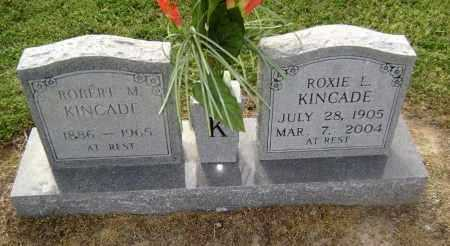 KINCADE, ROXIE L. - Lawrence County, Arkansas | ROXIE L. KINCADE - Arkansas Gravestone Photos
