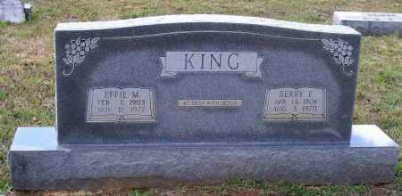 KING, BERRY F. - Lawrence County, Arkansas | BERRY F. KING - Arkansas Gravestone Photos