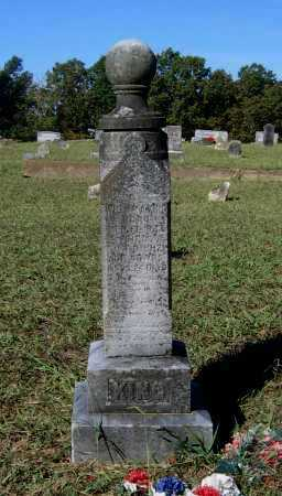 KING, WILLIAM ARTHUR - Lawrence County, Arkansas | WILLIAM ARTHUR KING - Arkansas Gravestone Photos