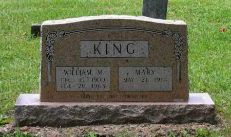 KING, WILLIAM M. - Lawrence County, Arkansas | WILLIAM M. KING - Arkansas Gravestone Photos