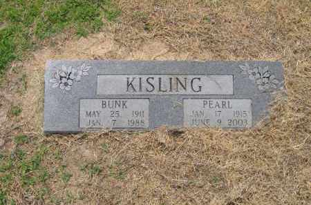 KISLING, PEARL MAE - Lawrence County, Arkansas | PEARL MAE KISLING - Arkansas Gravestone Photos