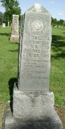 KIZZIA, W. A. - Lawrence County, Arkansas | W. A. KIZZIA - Arkansas Gravestone Photos