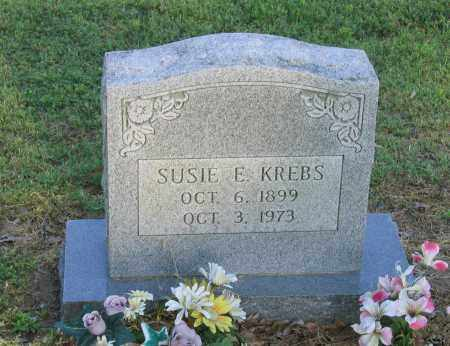 KREBS, SUSIE E. - Lawrence County, Arkansas | SUSIE E. KREBS - Arkansas Gravestone Photos