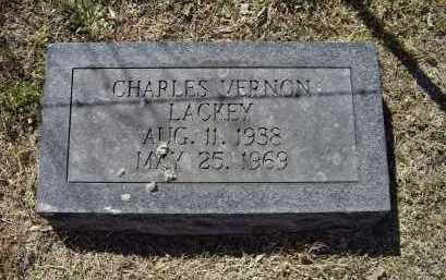LACKEY, CHARLES VERNON - Lawrence County, Arkansas | CHARLES VERNON LACKEY - Arkansas Gravestone Photos