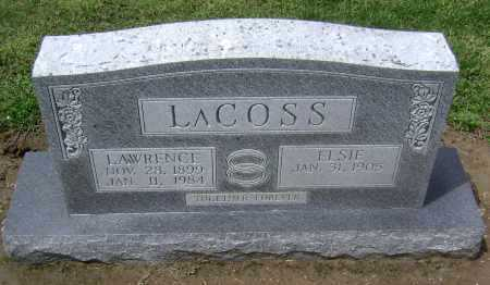 LACOSS, ELSIE - Lawrence County, Arkansas | ELSIE LACOSS - Arkansas Gravestone Photos