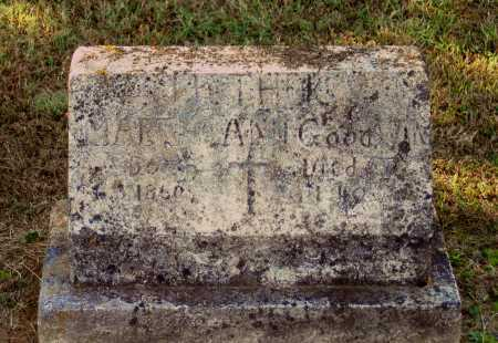 GOODWIN, MARTHA ANN DEETER LAFFERNEY - Lawrence County, Arkansas | MARTHA ANN DEETER LAFFERNEY GOODWIN - Arkansas Gravestone Photos