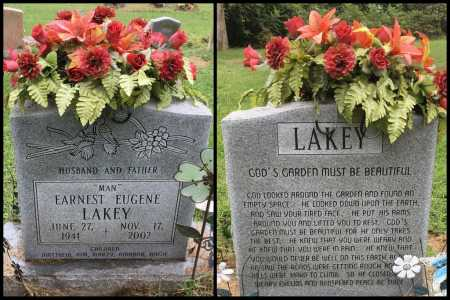 "LAKEY, EARNEST EUGENE ""MAN"" - Lawrence County, Arkansas 