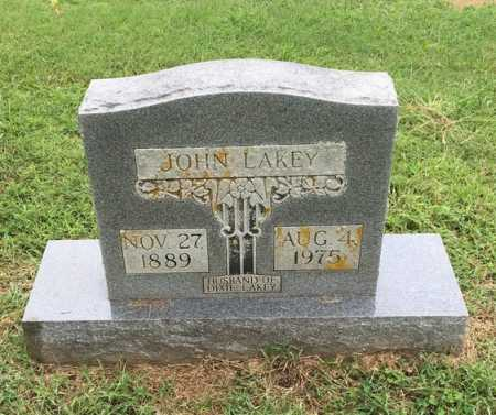 LAKEY, JOHN - Lawrence County, Arkansas | JOHN LAKEY - Arkansas Gravestone Photos