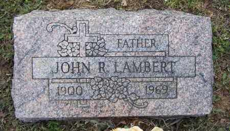 LAMBERT, JOHN R. - Lawrence County, Arkansas | JOHN R. LAMBERT - Arkansas Gravestone Photos