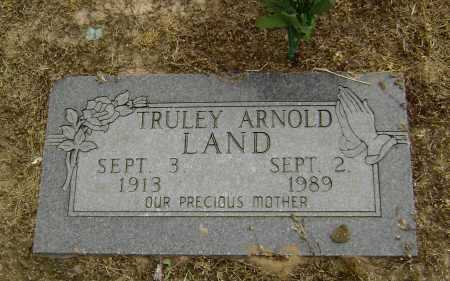 LAND, TRULEY AGNES - Lawrence County, Arkansas | TRULEY AGNES LAND - Arkansas Gravestone Photos